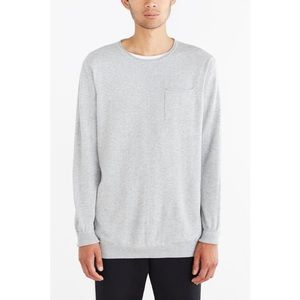 Globe Goodstock Gray Crewneck Sweater
